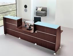 modular reception desk glass quadrifoglio sistemi d u0027arredo