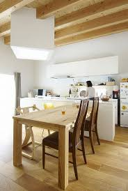 japanese kitchen table kitchen gorgeously minimal kitchens design