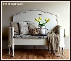 Antique Headboard And Footboard Best 25 Antique Headboard Ideas On Pinterest Bed Frame Bench