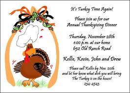 thanksgiving wish bone invitation cards 2072cs tg