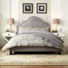 upholstered platform bed queen atestate