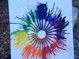 color wheel polka dotted canvas dscn7450 dscn7451 dscn7452