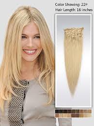 16 inch hair extensions 16 inch hair extensions 95g uss2216 vpfashion