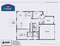 used car floor plan the blakemore