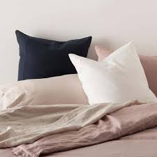 luxury bedding linen quilt duvet cover sets musk light pink