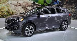 Kia Sorento 2015 Interior New 2016 Kia Sorento Release Date Changes Specs Price Review