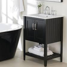 vanity black with pivot mirror oxford capstan chrome taps u0026 waste
