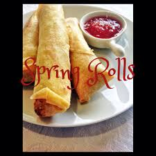 spring rolls thermomix method included mother hubbard u0027s cupboard