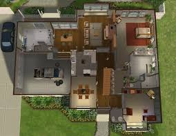 5 bedroom house mod the sims 5 bedroom colonial style house my 50th upload