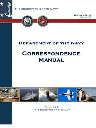 5216 5 navy correspondence manual 2010 records management email