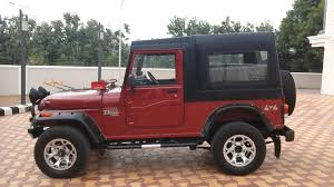 mahindra classic jeep modified mahindra thar crdi 4x4 modified