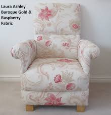 Laura Ashley Bedroom Furniture Collection Laura Ashley Baroque Fabric Chair Raspberry Gold Lounge