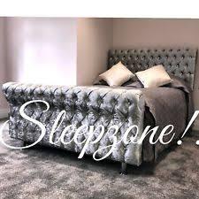 Chesterfield Sleigh Bed Chesterfield Sleigh Bed Frames Ebay