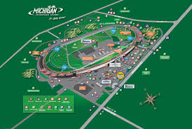Sprint Coverage Map Michigan by Plan Your Visit Michigan International Speedway