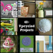 Upcycling Crafts For Adults - 40 upcycled and recycled crafts and diy projects the happier