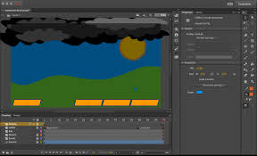 using html5 canvas in animate cc javascript basics creative