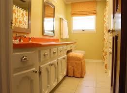 orange bathroom ideas bathroom fresh and small bathroom decoration ideas 20 fresh