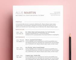 Personal Branding Resume Modern Creative Resume Templates For All Job Seekers By Bohemerie