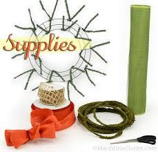 wreath supplies best 25 wreath supplies ideas on deco mesh bows deco