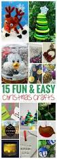 15 fun u0026 easy christmas crafts the purple pumpkin blog