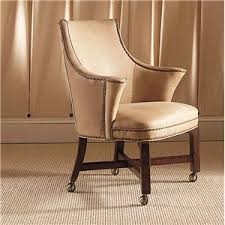 Smartness Design Dining Chairs With Casters Pastel Carmel Caster - Caster dining room chairs
