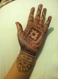 diy henna tattoo with kool aid
