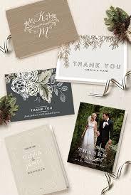 thank you cards wedding wedding thank you card etiquette julep