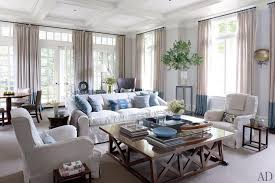 blue and white family room house beautiful pinterest large living room curtains great ideas living room curtains