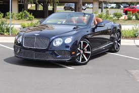 bentley 2016 2016 bentley continental gt stock gnc058677 for sale near vienna