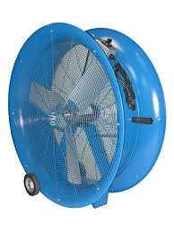 Floor Fan by Patterson Fan Company Inc