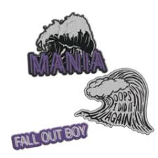 best patch best deal cd bundle w patches mania fall out boy