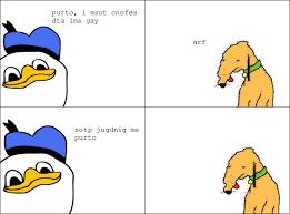 Dolan Duck Meme - sotp judngin me purto dolan know your meme
