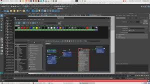 maya shader animation