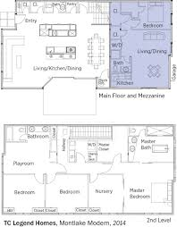 legend homes floor plans doe tour of zero montlake modern by tc legend homes department of