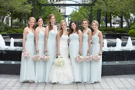 matching wedding dresses the pros and cons of matching bridesmaid dresses for your wedding