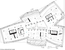 frank gehry floor plans view the plans drawings for fabrikstrasse 15 architecture