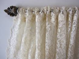 Lace Cafe Curtains Kitchen by 165 Best Window Treatments Images On Pinterest Curtains Lace