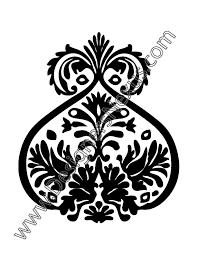 free vector ornaments border clip