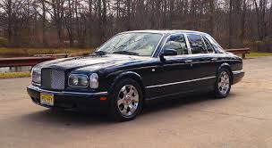 bentley red bentley arnage red label 29k original miles rennlist porsche