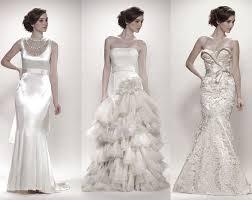 designer wedding dresses 2010 wedding fashion wedding dress trends wedding gown town