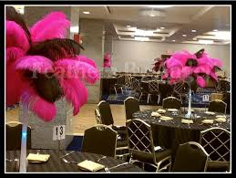 Ostrich Feather Centerpiece Feather Centerpieces Feathers By Angel U0027s Blog
