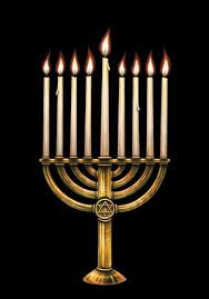 menorah candles eight candles burning bright on eight extraordinary nights