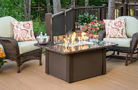 Deck Firepit Outdoor Gas Pits Gas Bowls
