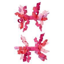 curly ribbon pink curly ribbon ebay