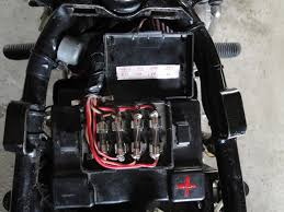 a day without an electrical problem on u002780 xs650 yamaha