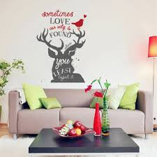 stag and deer vinyl wall stickers by oakdene designs blog stodiefor online buy wholesale christmas deer wall stickers from china deer wall stickers