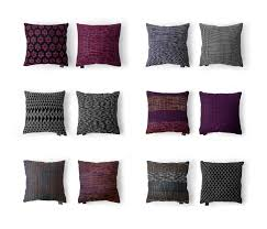 melange cushion earth cushions from design house stockholm
