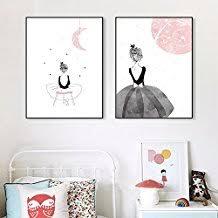 cadre deco chambre bebe tonnant tableau chambre fille d coration jardin in amazon fr tableau