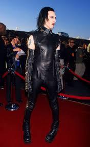 Rockstar Halloween Costumes Marilyn Manson 1999 Rock Star Inspired Halloween Costumes