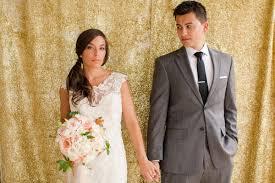 Wedding Backdrop Gold Ruffled 6 1505 A Wedding Blog For Stylish Brides And Creative